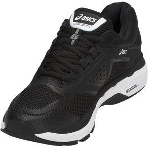 asics GT-2000 6 Shoes Women Black/White/Carbon bei fahrrad.de Online