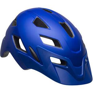 Bell Sidetrack Helmet Kinder t-rex matte blue t-rex matte blue