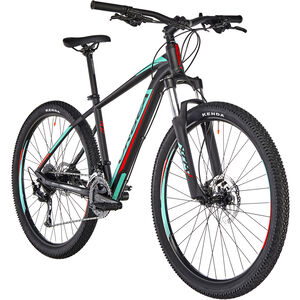 "ORBEA MX 40 27,5"" black/turqoise/red black/turqoise/red"