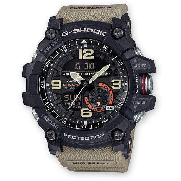 CASIO G-SHOCK GG-1000-1A5ER Watch Men brown/beige/black