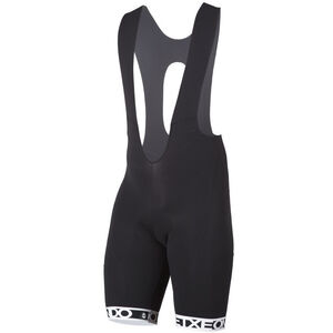 Etxeondo Orhi 19 Bib Shorts Herren black-white black-white