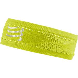 Compressport Thin On/Off Headband fluo yellow fluo yellow