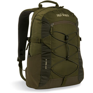 Tatonka City Trail 19 Backpack olive bei fahrrad.de Online