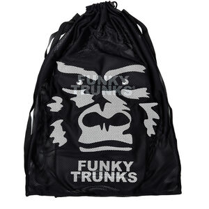 Funky Trunks Mesh Gear Bag the beast the beast