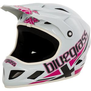 bluegrass Brave Fullface Helm jack white/pink/black jack white/pink/black