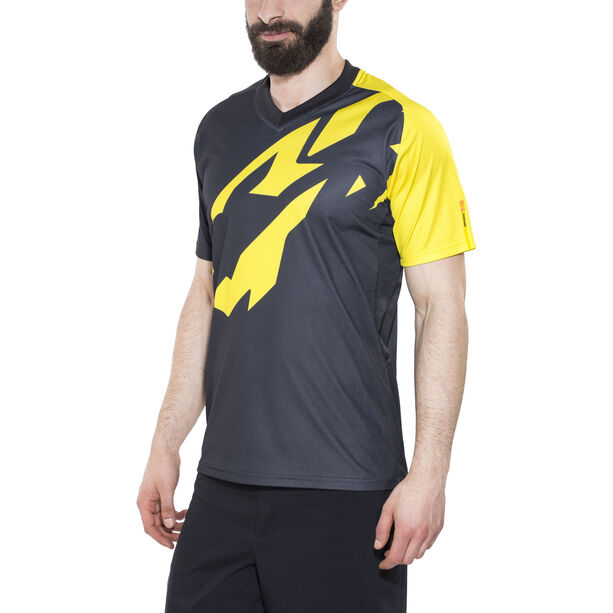 Mavic Crossmax Pro Jersey Herren black/yellow black/yellow