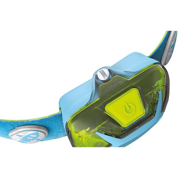 Petzl Tikkid Stirnlampe blau