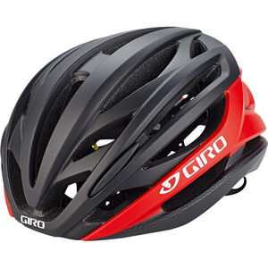 Giro Syntax MIPS Helmet matte black/bright red matte black/bright red