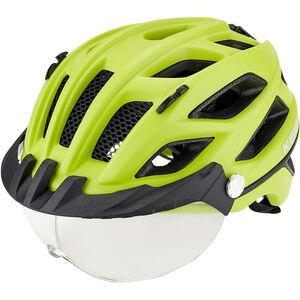 KED Covis Lite Helmet yellow matt yellow matt