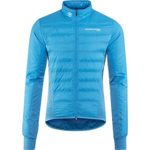Endura Pro SL Primaloft Jacket Men neon-blau bei fahrrad.de Online