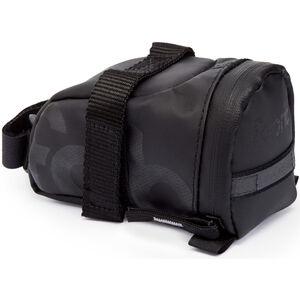 Fabric Contain Saddle Bag S black black