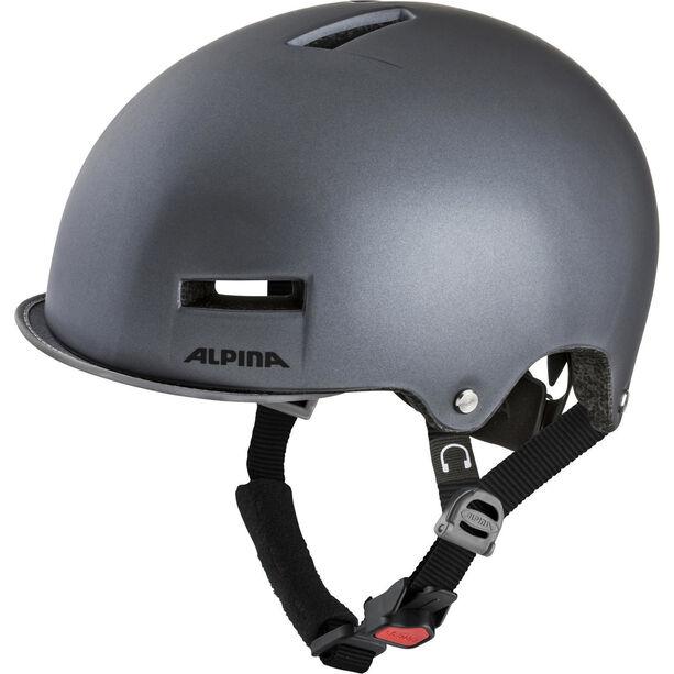 Alpina Grunerlokka Helmet titanium