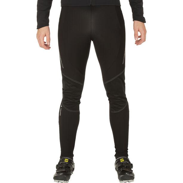 VAUDE Active Warm Pants ohne Sitzpolster Herren black black