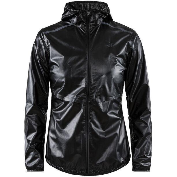 Craft Nanoweight Hood Jacket Damen black