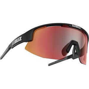Bliz Matrix M11 Brille matt black/brown with red multi matt black/brown with red multi