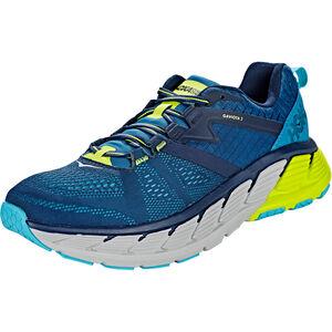 Hoka One One Gaviota 2 Running Shoes Men Black Iris/Seaport