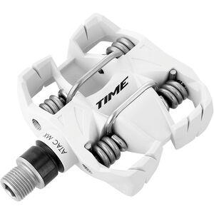 Time ATAC MX6 All Mountain Pedals white white