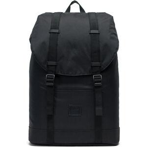 Herschel Retreat Mid-Volume Light Backpack black black