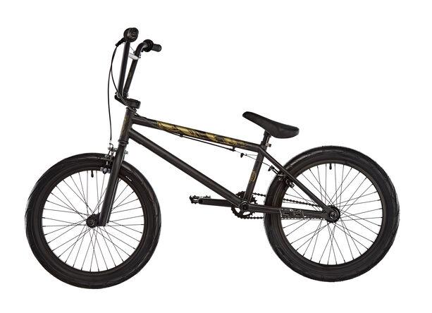 Stereo Bikes Amp sooty matt black sooty matt black