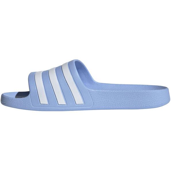 adidas Adilette Aqua Slides Damen glossy blue/footwear white/glossy blue