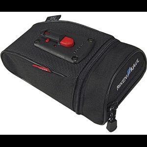 KlickFix Micro 150 Satteltasche Plus schwarz schwarz