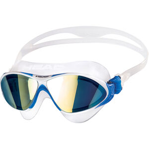 Head Horizon Mirrored Brille clear/white/blue/blue clear/white/blue/blue
