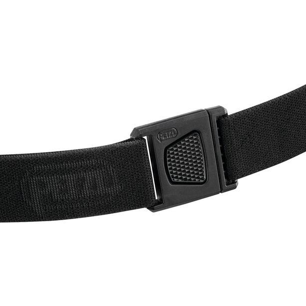 Petzl Tactikka + RGB Stirnlampe schwarz
