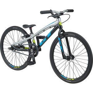 """GT Bicycles Speed Series Micro 20"""" gloss silver/black gloss silver/black"""