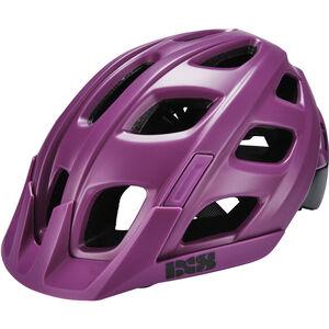 IXS Trail XC Helmet purple purple