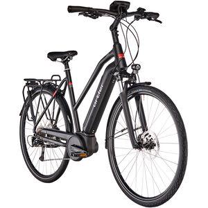 Ortler Tours Powertube Damen Trapez black matt bei fahrrad.de Online