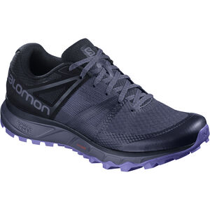 Salomon Trailster Shoes Damen crown blue/navy blazer/purple opule crown blue/navy blazer/purple opule