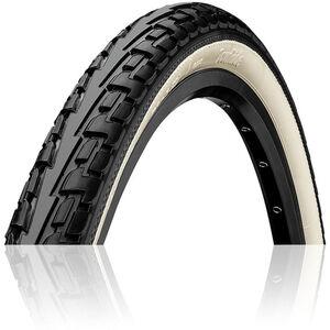 Continental Ride Tour Reifen 27 x 1 1/4 Zoll Draht schwarz/weiß schwarz/weiß