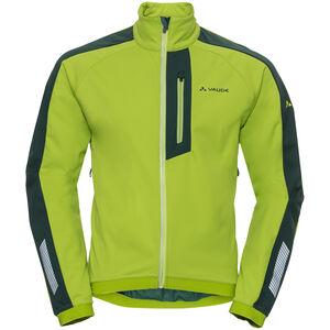 VAUDE Posta V Softshell Jacket chute green