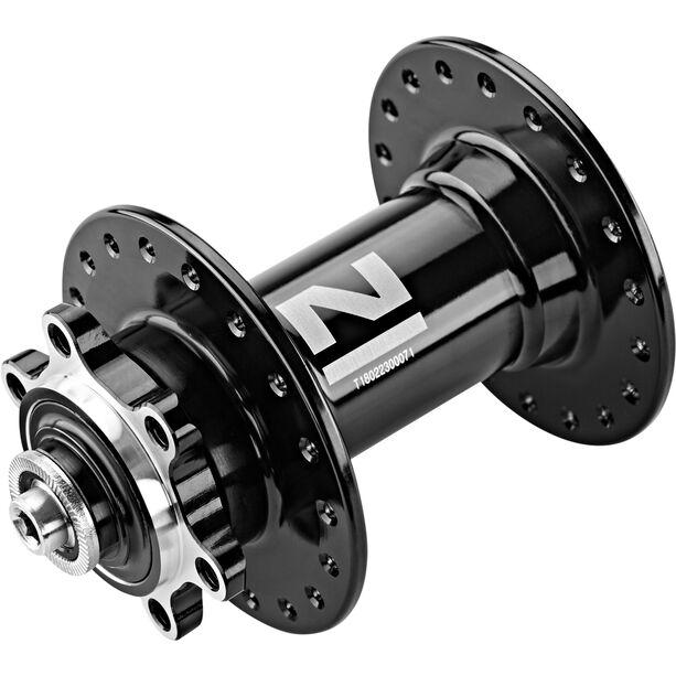 Novatec Sealed Vorderradnabe MTB Disc Schnellspanner schwarz schwarz