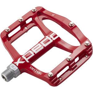 Xpedo Spry Pedal rot bei fahrrad.de Online