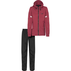 AGU Original Rain Suit maroon/black maroon/black