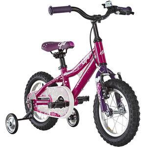 Ghost Powerkid AL 12 dark fuchsia/pink violet/star white bei fahrrad.de Online