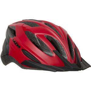 Lazer Vandal Helmet matte red/black matte red/black