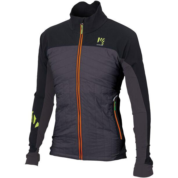 Karpos Sella Jacket Herren dark grey/black