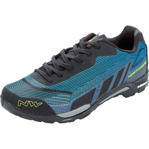 Northwave Outcross Knit 2 Shoes Herren blue blue