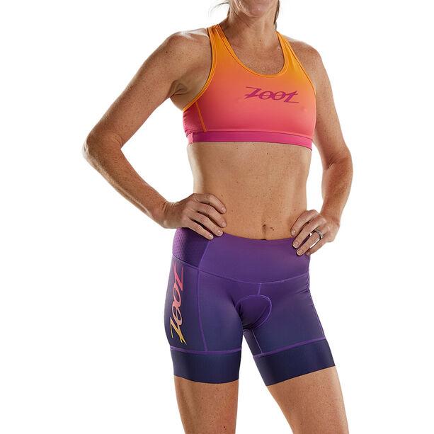 "Zoot LTD Tri 6"" Shorts Plus Damen sunset"