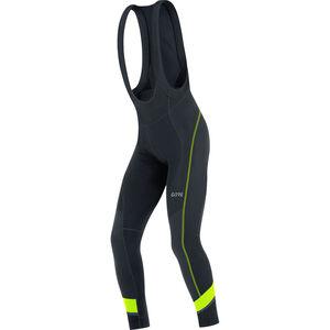 GORE WEAR C5+ Thermo Bib Tights Herren black/neon yellow black/neon yellow