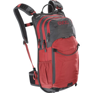 EVOC Stage Technical Performance Pack 12l carbon grey/chili red carbon grey/chili red