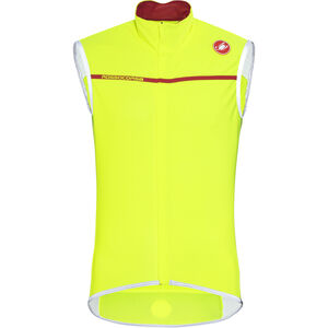 Castelli Perfetto Vest Men yellow fuo