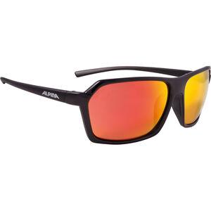 Alpina Finety Glasses black-black matt