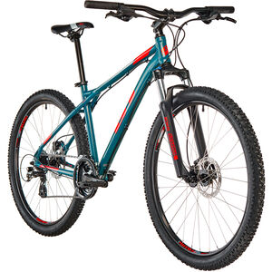 GT Bicycles Aggressor Expert satin slate blue/red/grey satin slate blue/red/grey