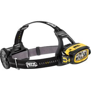 Petzl Duo S Stirnlampe gelb gelb
