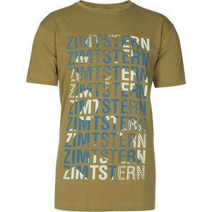 Zimtstern TSM Rerunz T-Shirt Herren moss moss