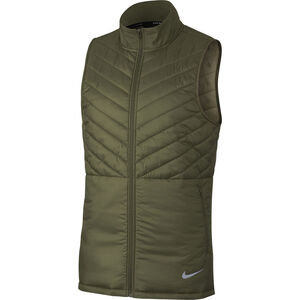 Nike AeroLayer Jacket Vest Men olive canvas/olive canvas/neutral olive