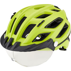 KED Covis Lite Helmet yellow matt yellow matt